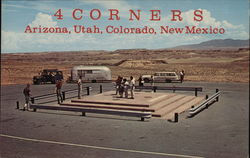 4 Corners Arizona, Utah, Colorado, New Mexico