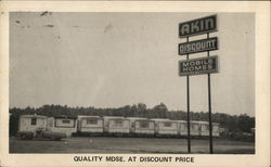 Akin Discount Mobile Homes