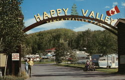 Happy Valley Tent and Trailer Park