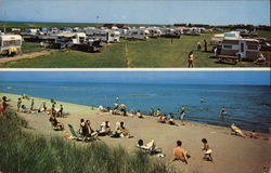 Sandy Beach Tenting & Trailer Campgrounds