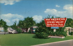Pan American and Spring Valley Mobile Home Parks