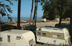 Agate & Crescent Beaches Camping
