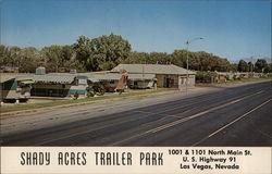 Shady Acres Trailer Park