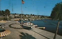 Harbor Cove Mobile Home Park Postcard