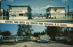 Central Park Motel and Trailer Park