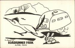 I'm Runnin' to Roadrunner Park