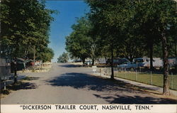 """Dickerson Trailer Court, Nashville, Tenn."""