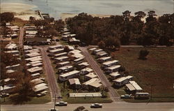 Bay Breeze Trailer Park On Old Tampa Bay