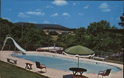 Heated Pool, Robin Hill Campsites