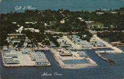 Seabreeze Mobile Home Park Postcard