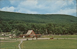 Bellefonte KOA Kampground Postcard