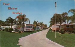 Port Richey Trailer Park