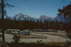 Trailer Area, Colter Bay
