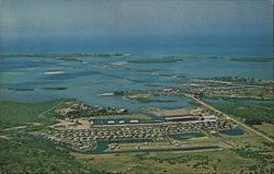 Gasparilla Mobile Estates Postcard