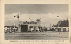 Sterling Service Station & Trailer Park