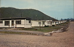 Gateway Mobile Home Sales Postcard