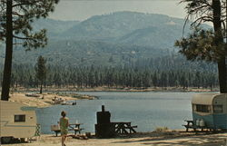 Scenic View, Lake Hemet