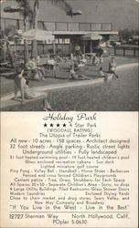 Holiday Park Postcard