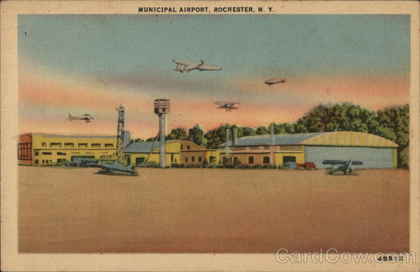 Municipal Airport Rochester New York Airports