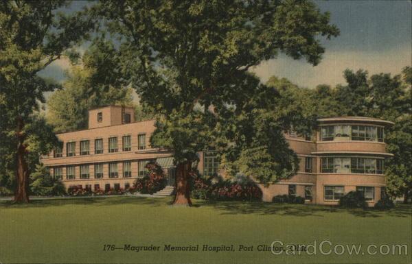 Magruder Memorial Hospital Port Clinton Ohio