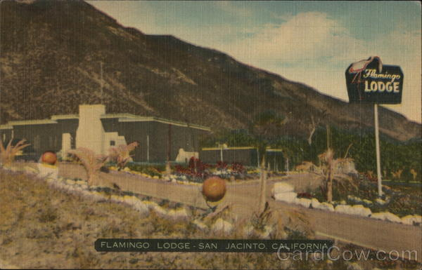 Flamingo Lodge, San Jacinto, California