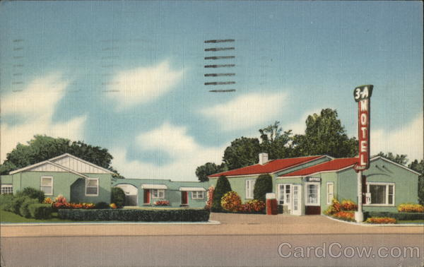 3-A Motel Salinas California