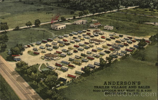 Anderson's Trailer Village and Sales South Bend Indiana