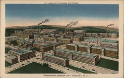 Endicott-Johnson Factories, Binghamton-Johnson City