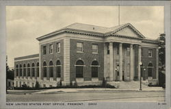 New United States Post Office Postcard