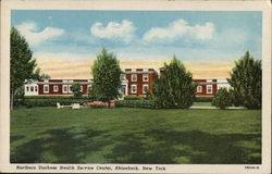 Northern Duchess Health Service Center Postcard