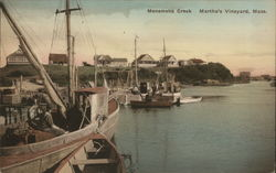 Menemsha Creek