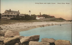 Along Shore and Light House