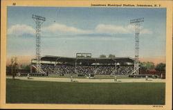 Jamestown Municipal Stadium