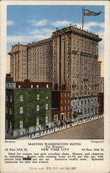 Martha Washington Hotel for Women
