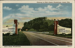 Gateway to Ohio's Scenic Wonderland