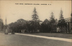 Tuck Drive at Dartmouth College