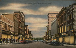 Jefferson Street Postcard