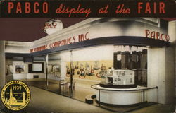 Pabco Display at the Fair, Golden Gate International Exposition