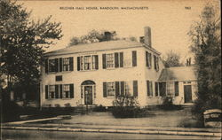 Belcher Hall House