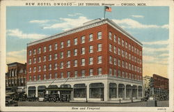 New Hotel Owosso