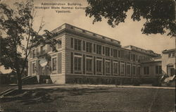 Administration Building, Michigan State Normal College