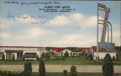 Albert Pike Motel