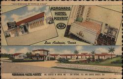 Koronado Hotel Kourts
