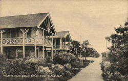 Wilmot Road, Ocean Beach Postcard
