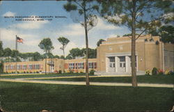 South Pascagoula Elementary School Postcard