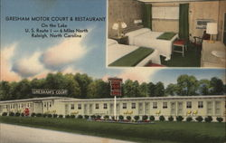 Gresham Motor Court and Restaurant