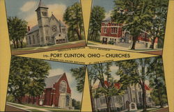 Port Clinton Churches
