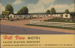 Hill View Motel