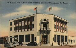 National Bank of Mexico and United States Consulate Offices
