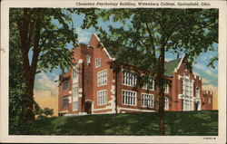 Chemistry-Psychology Building, Wittenberg College